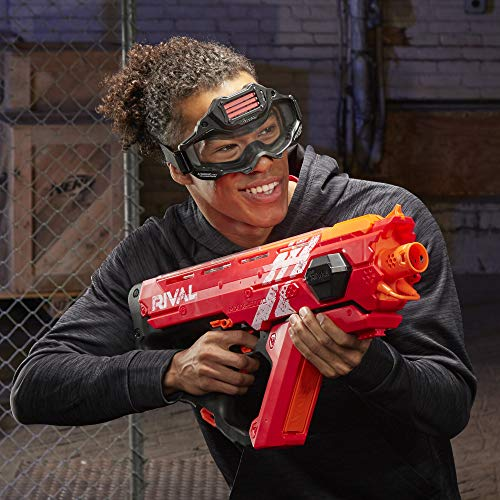 The Nerf Rival Perses has a comfortable grip
