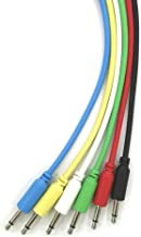 ExcelValley - Mono Modular Patch Cables - TS 3.5mm 1/8