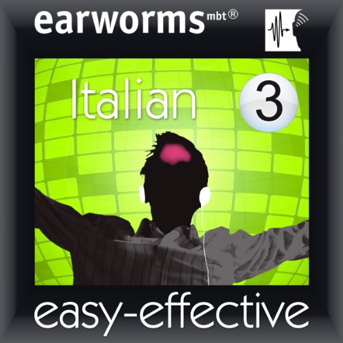 Rapid Italian: Volume 3                   De :                                                                                                                                 Earworms Learning                               Lu par :                                                                                                                                 Marlon Lodge,                                                                                        Filomena Nardi                      Durée : 1 h et 12 min     Pas de notations     Global 0,0