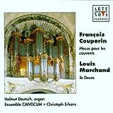 Couperin: Messe, Gregorian Hymn / - Erkens