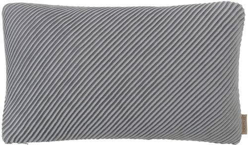 Blomus 66040 Pewter Mourning Dove - Funda de cojín (30 x 50 cm)