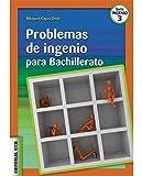 Problemas De Ingenio Para Bachillerato - 1ª Edición. (Ciudad de las ciencias) - 9788498423037