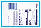 Mentos Chewy Mint Candy Roll, Mint, Stocking Stuffers Candy, Bulk Gifts, Party, Non Melting, 1.32 Ounce/14 Pieces (Pack of 15) - Packaging May Vary