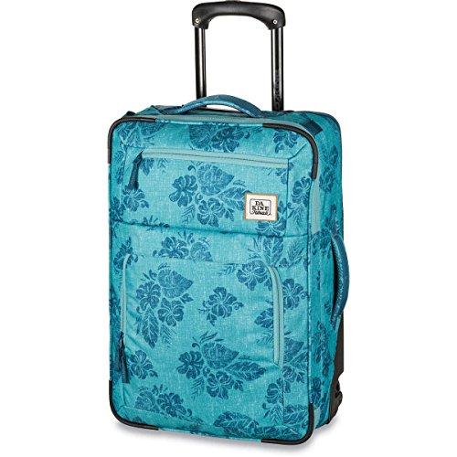 Dakine Carry On Roller Bolsa de Viaje, Unisex, Turquesa (Turquoise), 55 cm