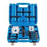 TR TOOLROCK Separador de rueda dentada, extractor del volante de inercia con caja de herramientas