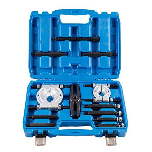 TR TOOLROCK Lager Splitter Zahnrad Abzieher Schwungrad Separator Set mit Box Tool Kit