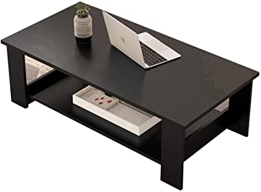 Coffee Table Living Room Simple Modern Small Nordic Wooden Small Apartment Color: C