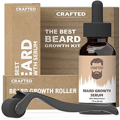 Crafted Beard Growth Kit