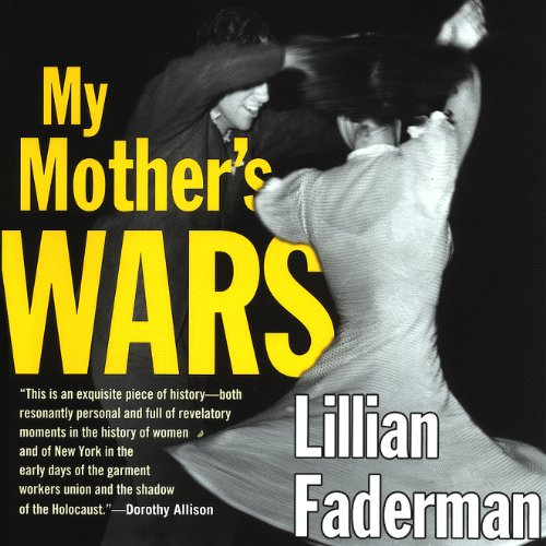 My Mother's Wars audiobook cover art
