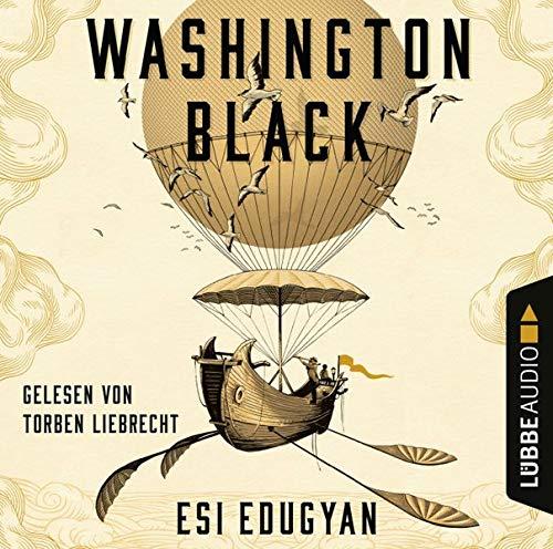 Couverture de Washington Black