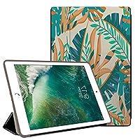 PRINDIY iPad mini 4/iPad mini 保護カバー, 耐衝撃 三つ折りブラケット 指紋防止 落下抵抗 PU + PC 三つ折 スマートカバー iPad mini 4/iPad mini Case-H68