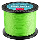 Calamus Bastion Braided Fishing Line, Grass Green, 300 Yds, 20 LB (4 Strands)