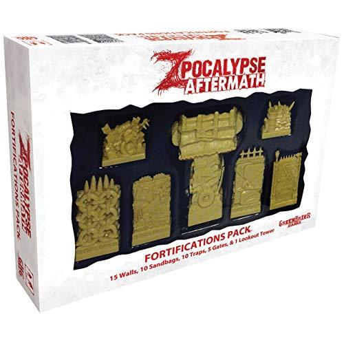 Greenbrier (Spiele zpocalypse Aftermath Festungsanlagen Pack Board Game