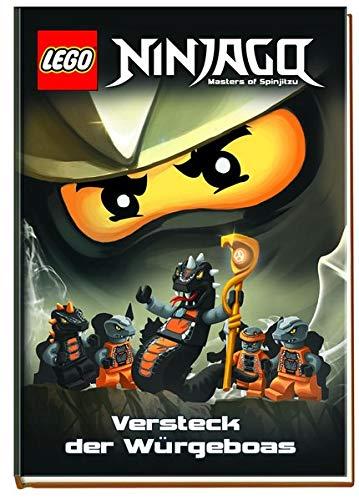 LEGO Ninjago: Versteck der Würgeboas