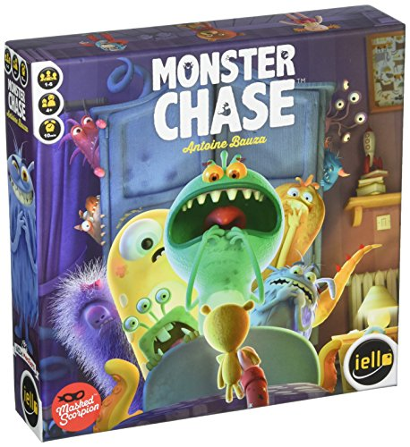 Monster Chase Board Game