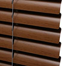 PASSENGER PIGEONHorizontal WindowBlinds, Premium BlackoutLightFilterAluminumBlinds Custom-MadeWaterRustProofFireResistant MiniBlinds, 1 InchSlats, 20