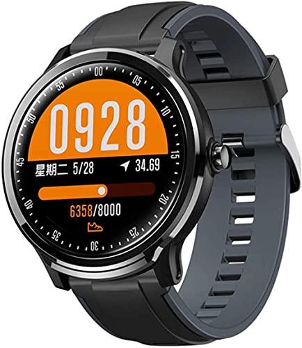 Reloj inteligente de tacto completo/monitoreo del sueño/recordatorio de llamada de espera larga IP68 impermeable reloj inteligente-Ç