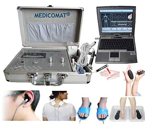 Computer Assisted Prueba Salud y Tratamiento Medicomat-29+ Hi-Tech informatizado Máquina de Salud...