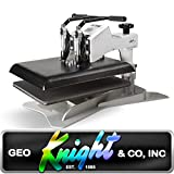 George Knight DK20S Digital Swing Away Heat Press 16'x20' Heat Transfer Press