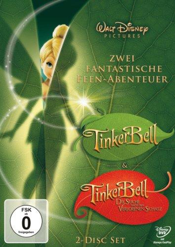 TinkerBell / TinkerBell - Die Suche nach dem verlorenen Schatz [2 DVDs]