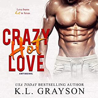 Crazy, Hot Love audiobook cover art