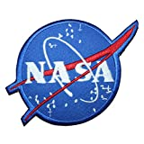 Armageddon NASA Vecto EMBROIDERED PATCH Badge Iron-on, Sew On 5'