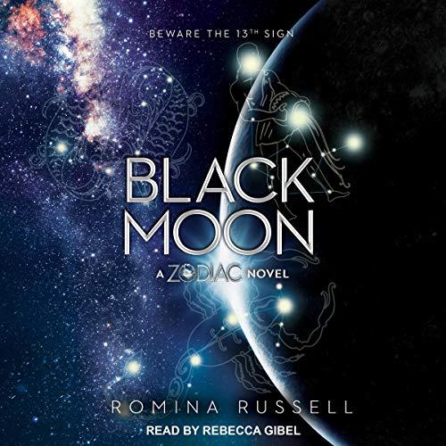 Black Moon audiobook cover art