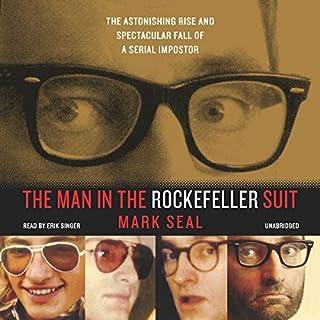 The Man in the Rockefeller Suit audiobook cover art