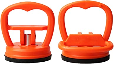 Kingsdun Heavy Duty Suction Cup, Universal Suction Cups Opening Repair Tool Kit for iMac, iPhone, iPad,Tablet Computer and other LCD Screen Removal - 2 PACK