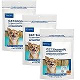 C.E.T. Cet Enzymatic Oral Chews-Dogs