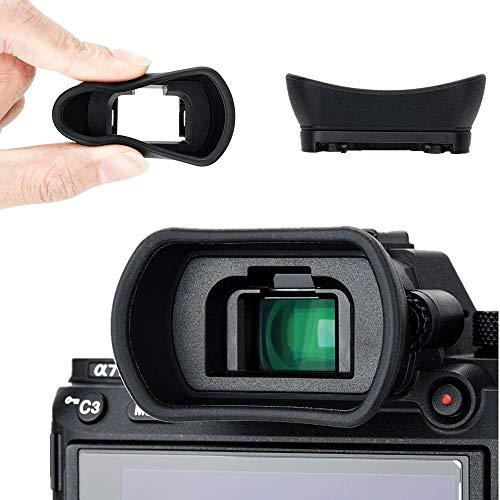 Augenmuschel Okular für Sony Alpha A7 A7 II A7 III A7R A7R II A7R III A7S A7S II A9 A58 A99 II ersetzt Sony FDA-EP18 Sucher