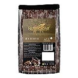 NUTRICIONE Barf Carne de Ciervo 9 Kg congelada (9 Paquetes de 1Kg)