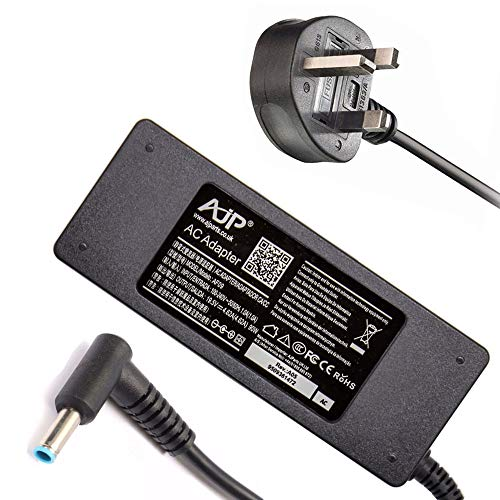Wikiparts LAPTOP ADAPTER CHARGER FOR HP PAVILION TOUCH 15Z-N 90W POWER SUPPLY UNIT