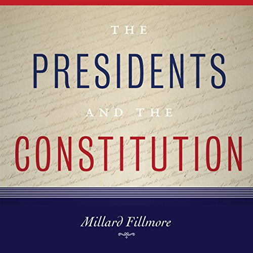 Millard Fillmore audiobook cover art