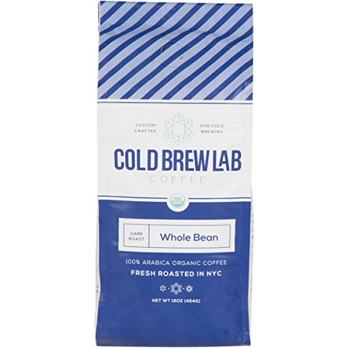 Cold Brew Lab Organic Coffee (Whole Bean)