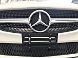 Front Bumper License Plate Tag Holder Mount Mounting...
