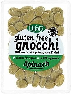 Difatti Gluten Free Spinach Gnocchi - 250g (0.55lbs)