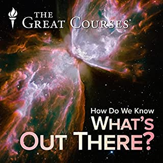 How Do We Know What's Out There?                   Written by:                                                                                                                                 Steven L. Goldman                               Narrated by:                                                                                                                                 Steven L. Goldman                      Length: 30 mins     Not rated yet     Overall 0.0