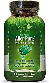 Irwin Naturals, Aller-Pure, 60 Liquid Soft-Gels