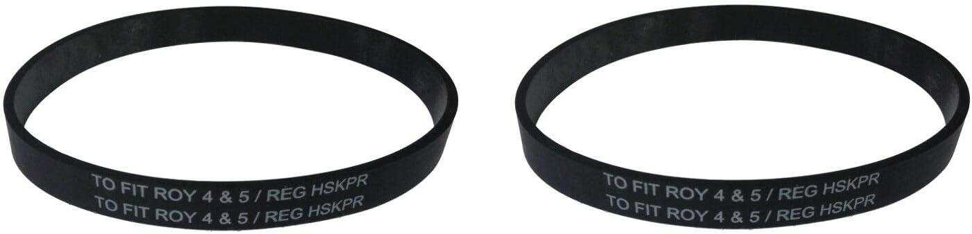 Fantom Fury Vacuum Cleaner Belts (2 Belts) 71471 73108
