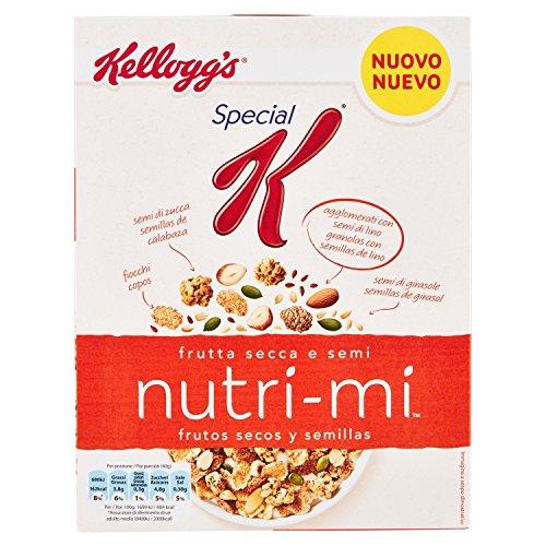 Special K Nutri-Mi Frutos Secos 330 G