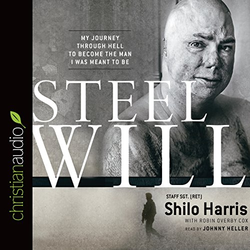Steel Will audiobook cover art