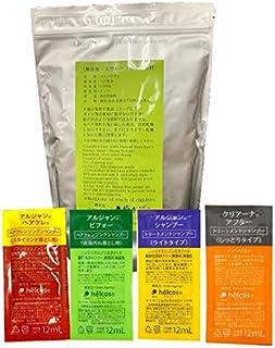 癒本舗 ヘナ(天然染料100%) 1,000g + シャンプー4種セット