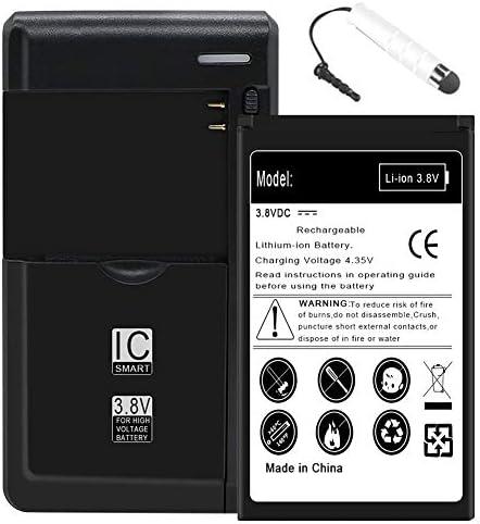 New Long Endurance 3 8V 5100mAh Li ion Battery Universal Wall Charger for Novatel Verizon MiFi product image