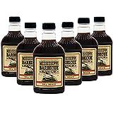 Mississippi Sauce BBQ Sweet ´n Spicy Grillsauce Geschenk Set 6 Flaschen 510g süß scharfe...