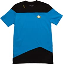 Star Trek: The Next Generation Uniform Adult T-Shirt