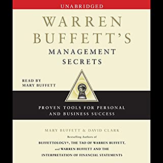 Warren Buffett's Management Secrets cover art