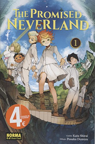 THE PROMISED NEVERLAND 01 (PROMO LANZAMIENTO)