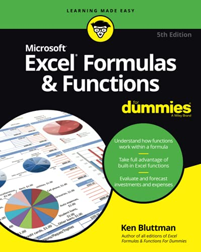 Excel Formulas & Functions For D...