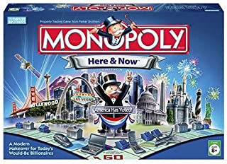monopoly here and now mobile game